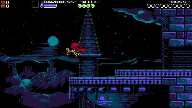 Screenshot for Shovel Knight: Specter of Torment on Nintendo Switch