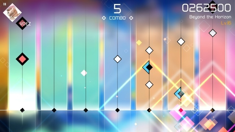 Screenshot for VOEZ on Nintendo Switch