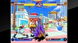 Screenshot for ACA NeoGeo: Waku Waku 7 - click to enlarge
