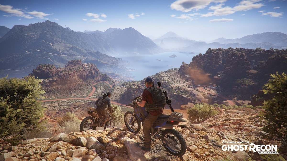 Screenshot for Tom Clancy's Ghost Recon: Wildlands on PC