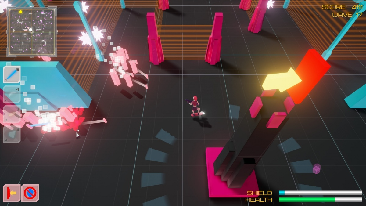 Screenshot for BitMaster on PC