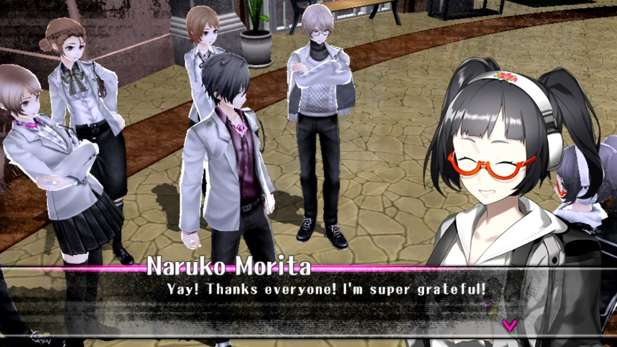 Screenshot for The Caligula Effect on PS Vita