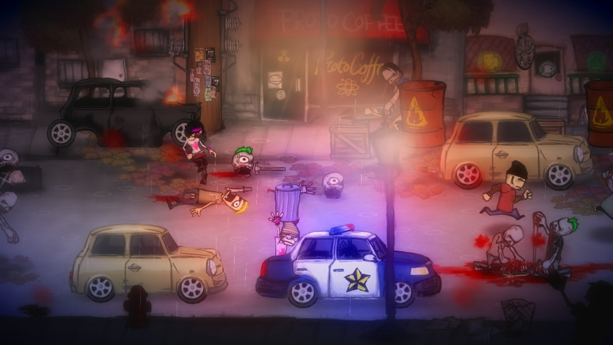 Screenshot for Charlie Murder on PC