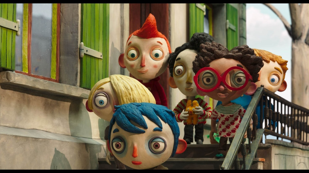 Image for Movie Review: My Life as a Courgette (Lights, Camera, Action!)