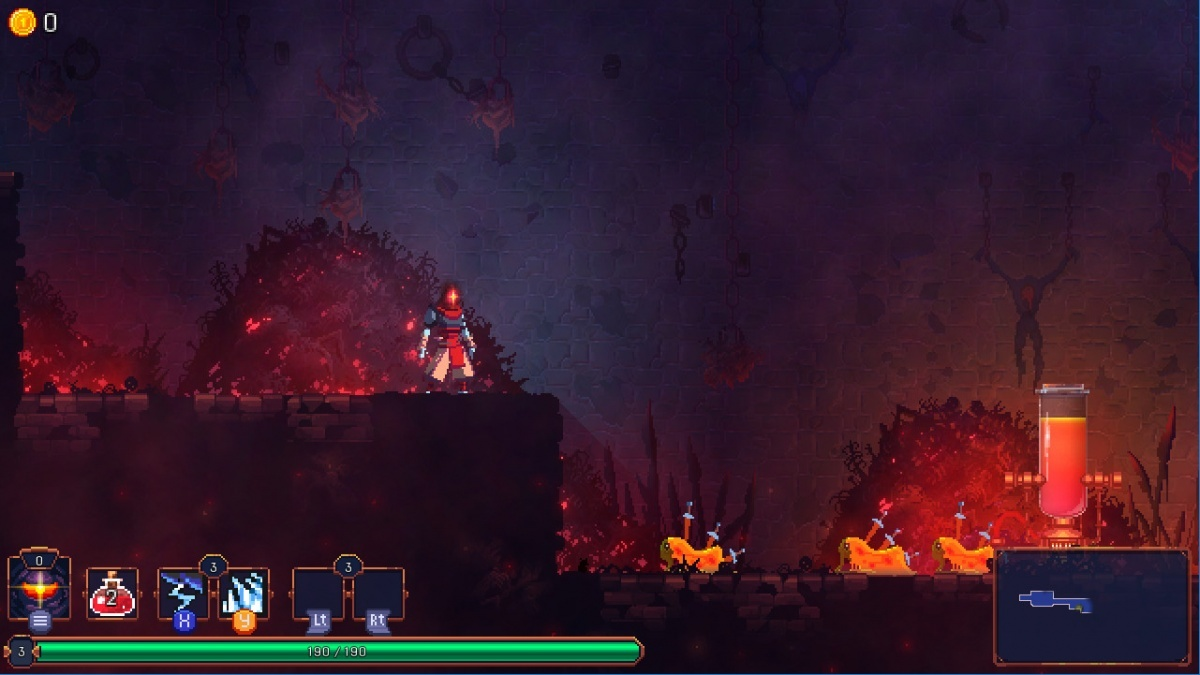 Screenshot for Dead Cells on PC