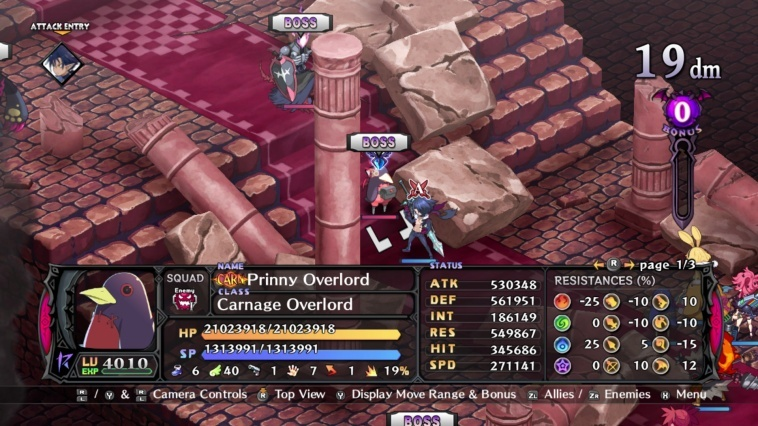Screenshot for Disgaea 5 Complete on Nintendo Switch