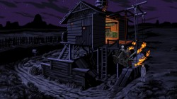 Screenshot for Full Throttle Remastered - click to enlarge