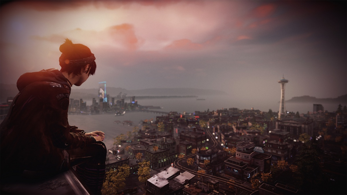 Screenshot for inFamous: First Light on PlayStation 4