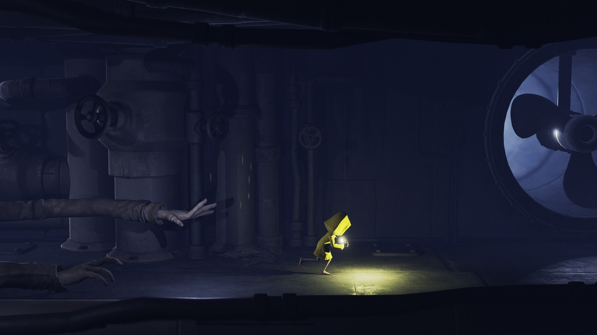 Screenshot for Little Nightmares on PlayStation 4