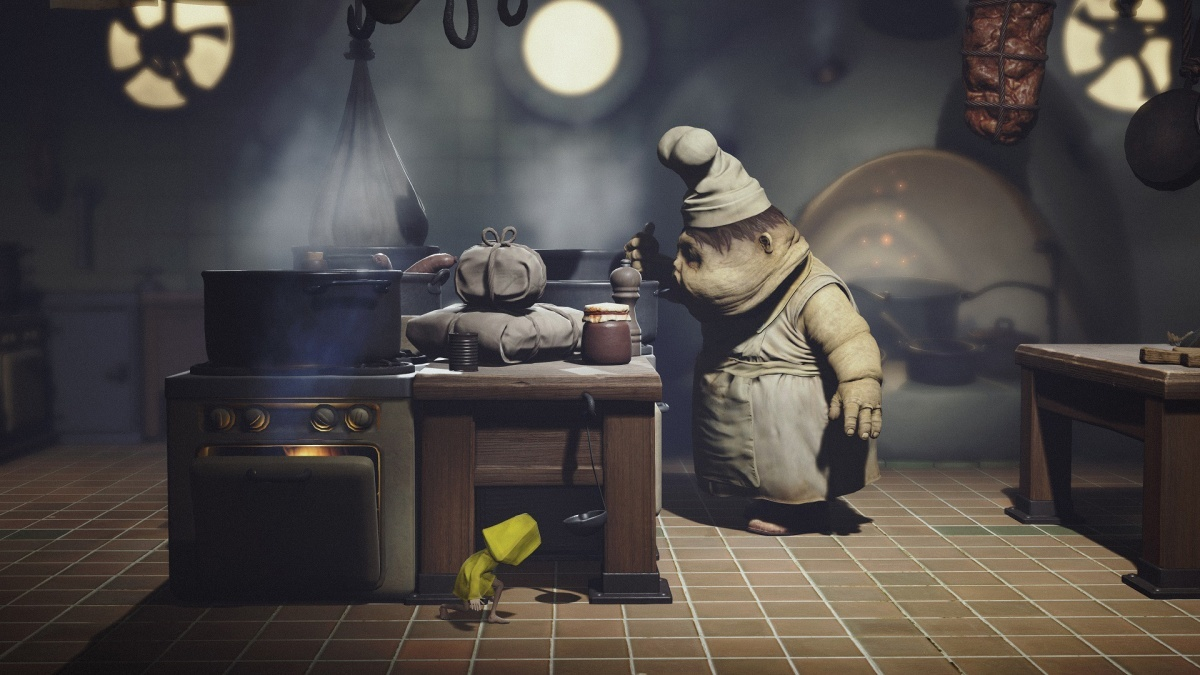 Screenshot for Little Nightmares on Xbox One