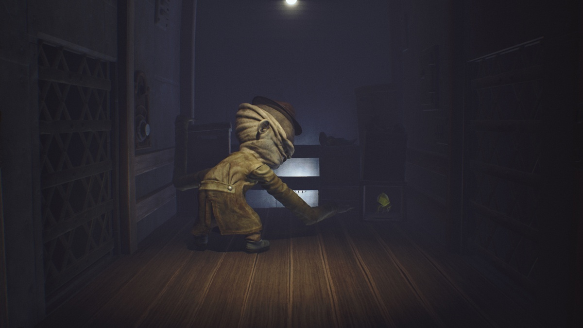 Screenshot for Little Nightmares on PC