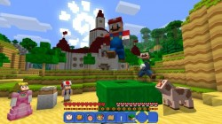 Screenshot for Minecraft: Nintendo Switch Edition - click to enlarge