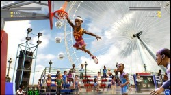 Screenshot for NBA Playgrounds - click to enlarge