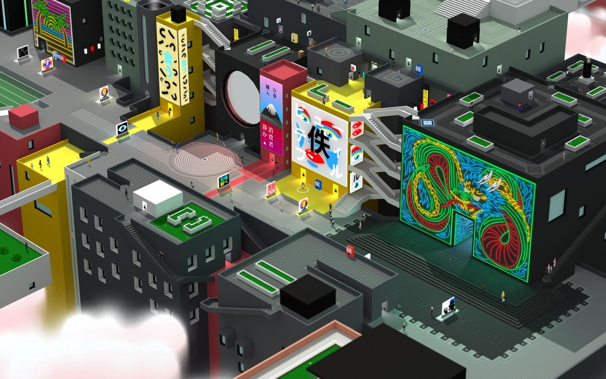Screenshot for Tokyo 42 on Xbox One