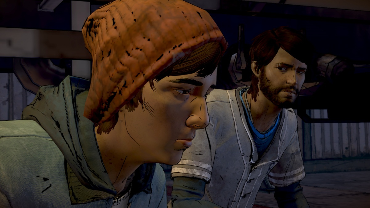 Screenshot for The Walking Dead: A New Frontier - Episode 4: Thicker Than Water on Xbox One