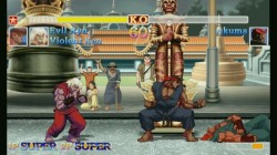 Screenshot for Ultra Street Fighter II: The Final Challengers - click to enlarge
