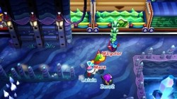 Screenshot for Kirby: Battle Royale - click to enlarge