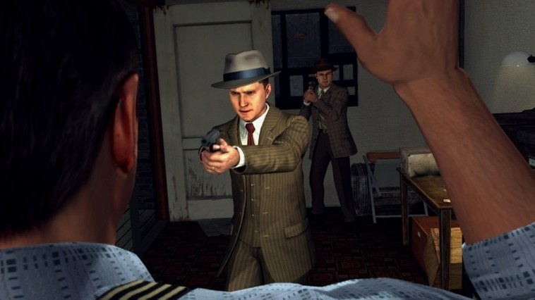 Screenshot for L.A. Noire on Nintendo Switch
