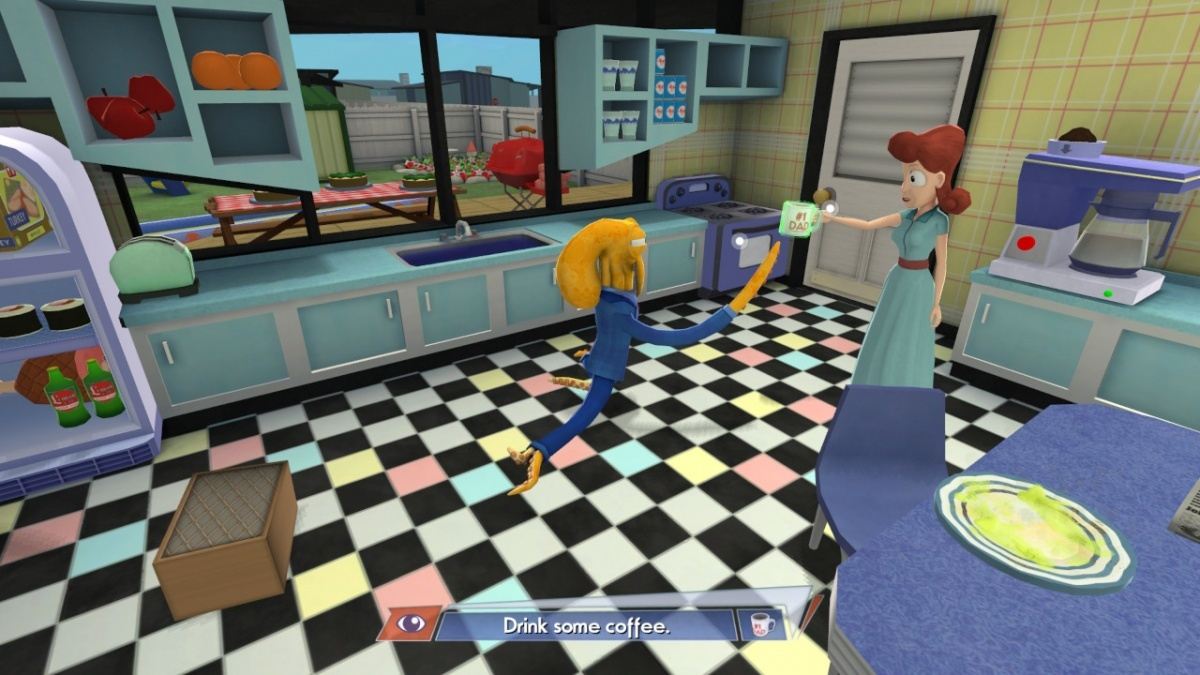 Screenshot for Octodad: Dadliest Catch on Nintendo Switch
