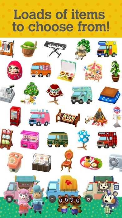 Screenshot for Animal Crossing: Pocket Camp on iOS