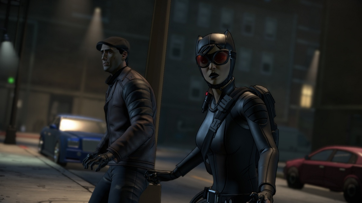 Screenshot for Batman: The Enemy Within - Episode 3: Fractured Mask on PlayStation 4
