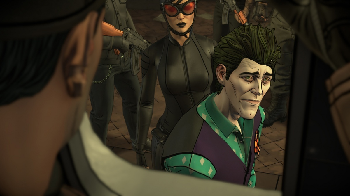 Screenshot for Batman: The Enemy Within - Episode 3: Fractured Mask on Xbox One