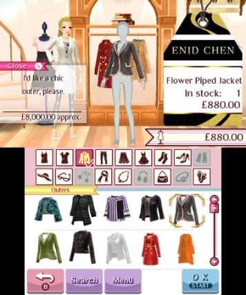 New fashion boutique 3ds 59