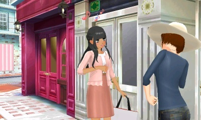 Screenshot for Nintendo Presents: New Style Boutique 3 - Styling Star on Nintendo 3DS