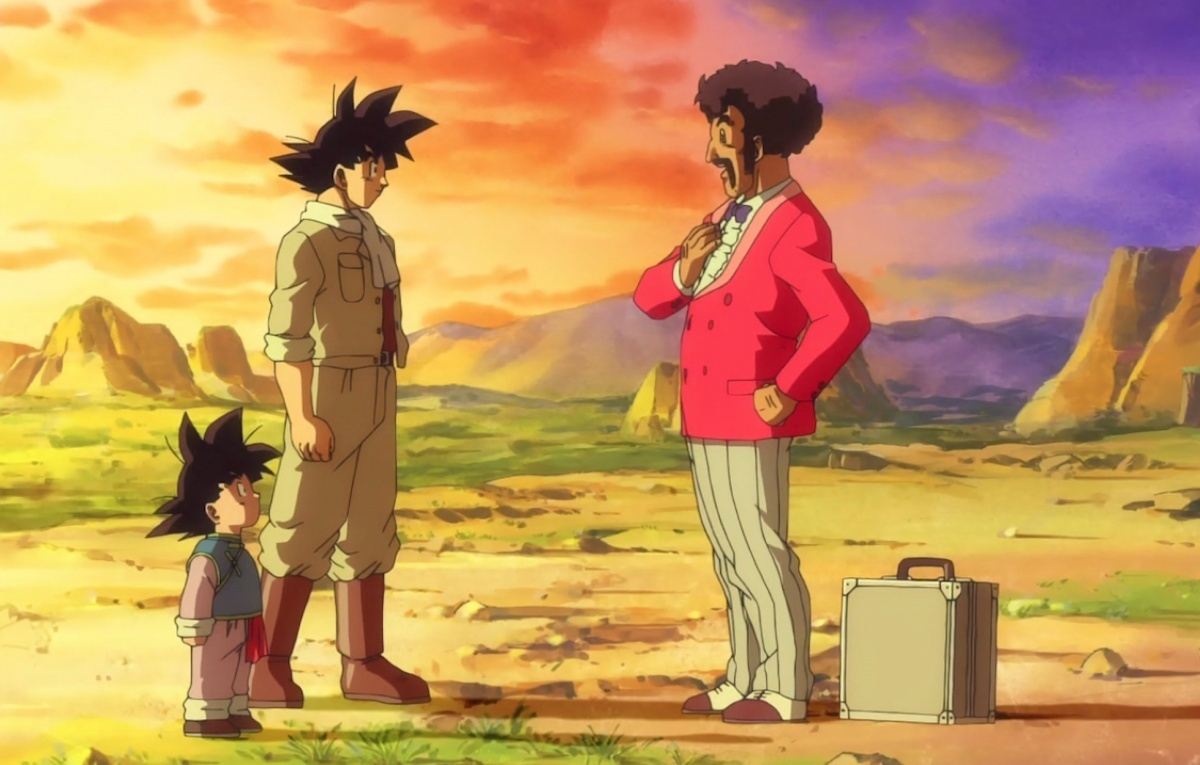 Image for Anime Review: Dragon Ball Super Season 1 Part 1