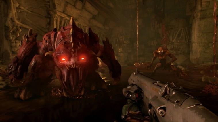 Doom wallpaper games Doom game Play doom y Doom 4