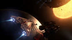 Screenshot for Elite: Dangerous - click to enlarge