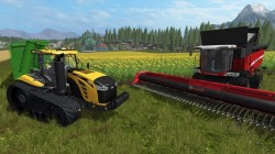 Screenshot for Farming Simulator Nintendo Switch Edition - click to enlarge