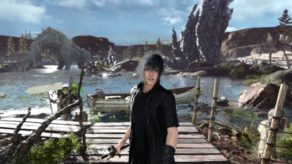 Screenshot for Monster of the Deep: Final Fantasy XV on PlayStation 4