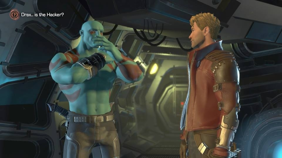 Screenshot for Marvel's Guardians of the Galaxy: The Telltale Series - Episode Five: Don't Stop Believin' on Xbox One