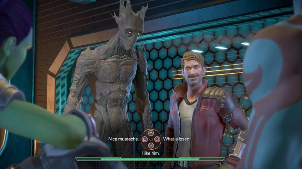 Screenshot for Marvel's Guardians of the Galaxy: The Telltale Series - Episode Five: Don't Stop Believin' on PlayStation 4