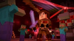 Screenshot for Minecraft: Story Mode - Episode 7: Access Denied - click to enlarge