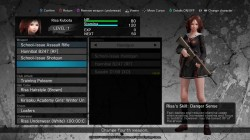 Screenshot for School Girl/Zombie Hunter - click to enlarge