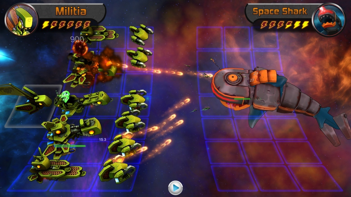Screenshot for Space Tyrant on PC