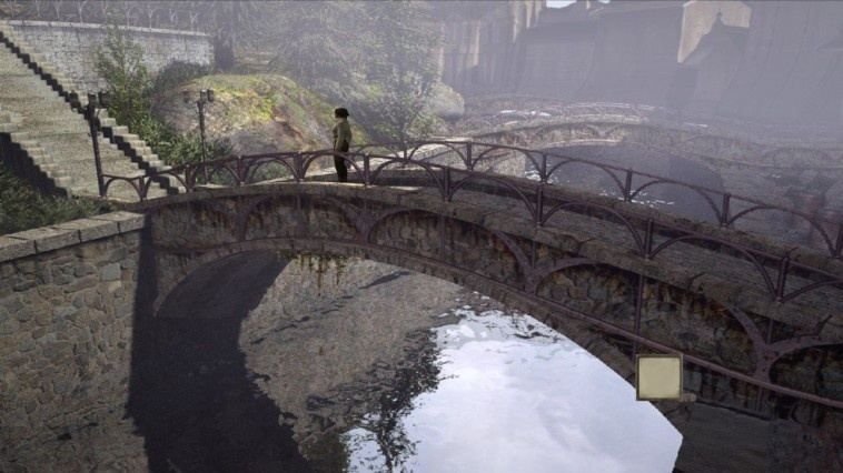 Screenshot for Syberia on Nintendo Switch