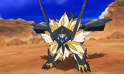 Screenshot for Pokémon Ultra Sun on Nintendo 3DS