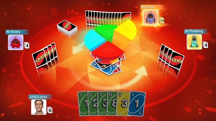 Screenshot for UNO on Nintendo Switch