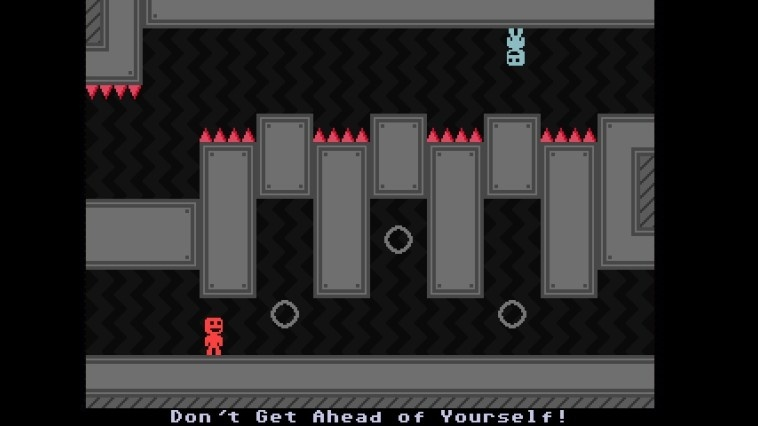 Screenshot for VVVVVV on Nintendo Switch