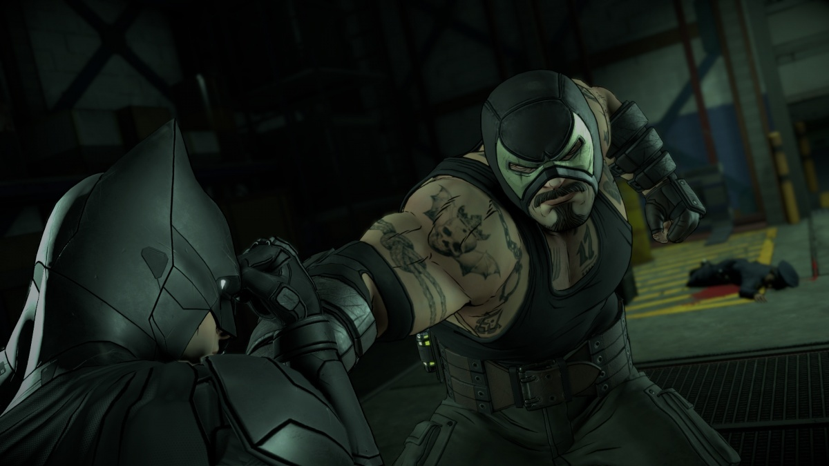 Screenshot for Batman: The Enemy Within - Episode 2: The Pact on PlayStation 4