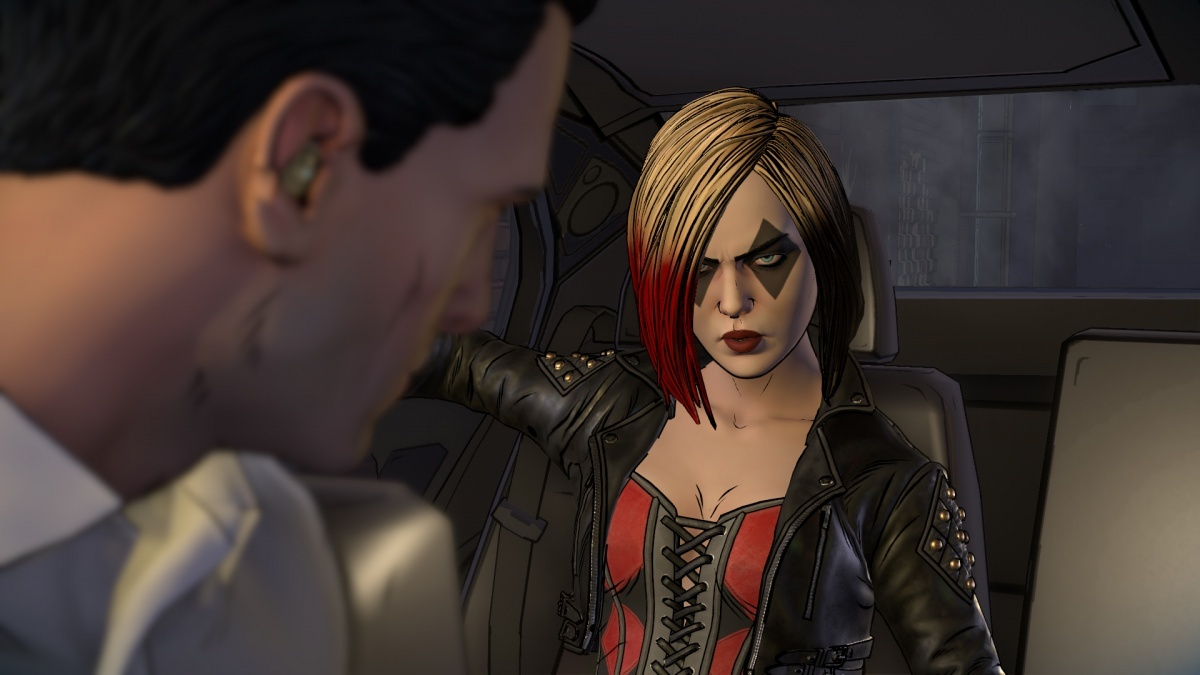 Screenshot for Batman: The Enemy Within - The Telltale Series on Xbox One
