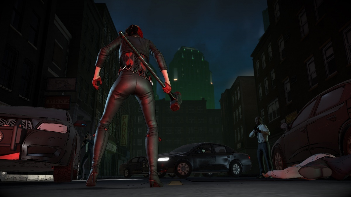 Screenshot for Batman: The Enemy Within - Episode 2: The Pact  on PC