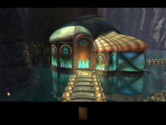 myst iii exile pc screens and art gallery cubed3