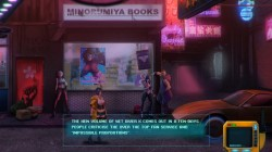 Screenshot for Sense: A Cyberpunk Ghost Story - click to enlarge