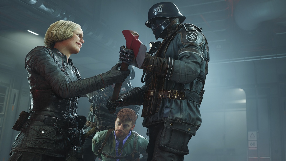 Screenshot for Wolfenstein II: The New Colossus on PC