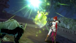 Screenshot for Nights of Azure 2: Bride of the New Moon - click to enlarge