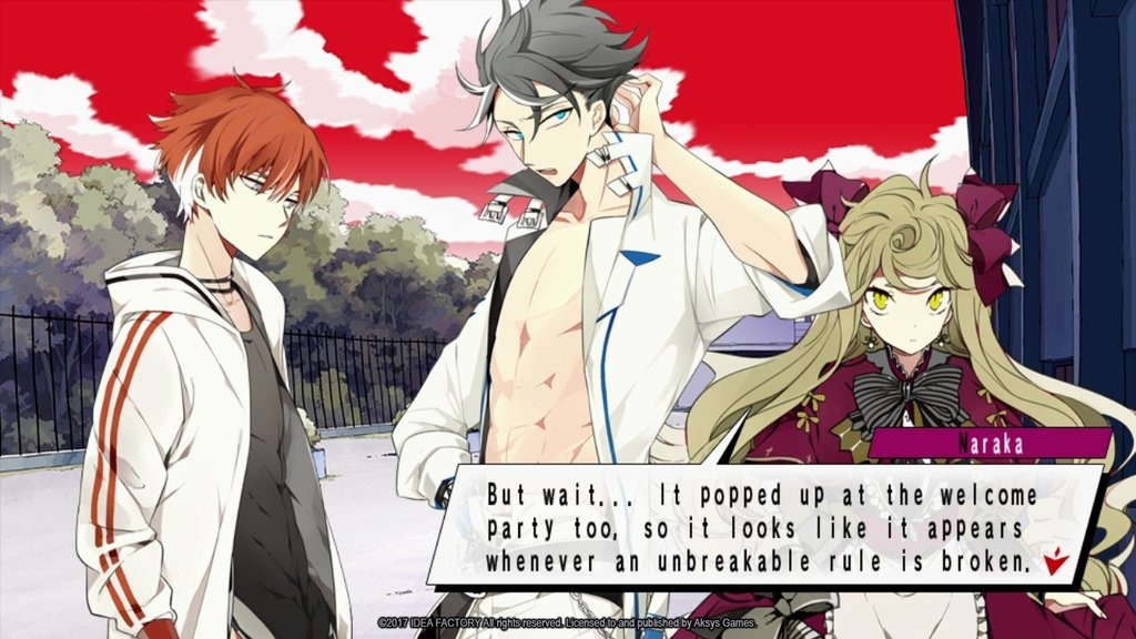 Screenshot for Bad Apple Wars on PS Vita
